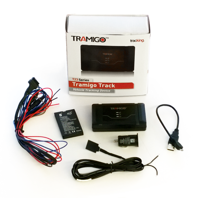 Car Tracker Tramigo Track